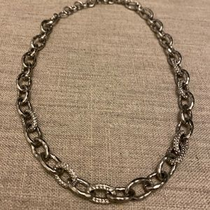 Like new - Stella & Dot Christina link necklace